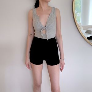 Urban Outfitters Tie Tank Top